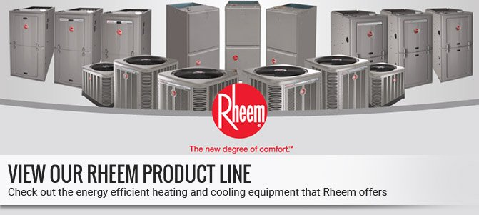 View our Rheem product line for your new installation in South Brunswick Twp NJ.